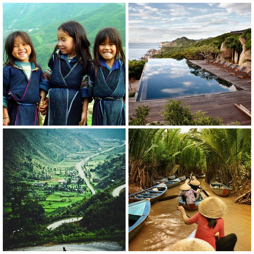 путешествие во Вьетнам travel to Vietnam