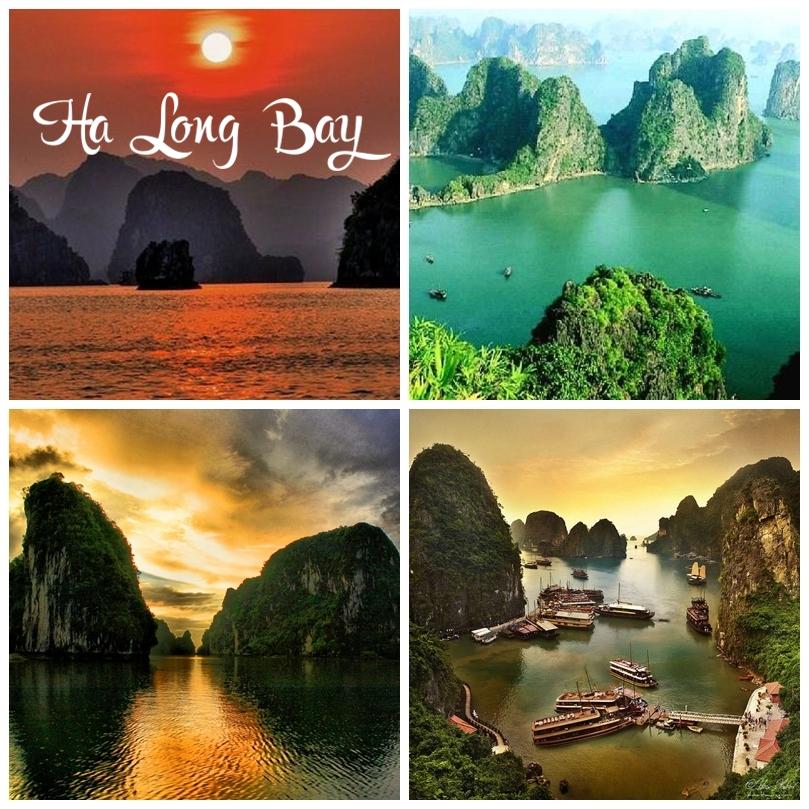 Путешествие во Вьетнам Халонг Бей