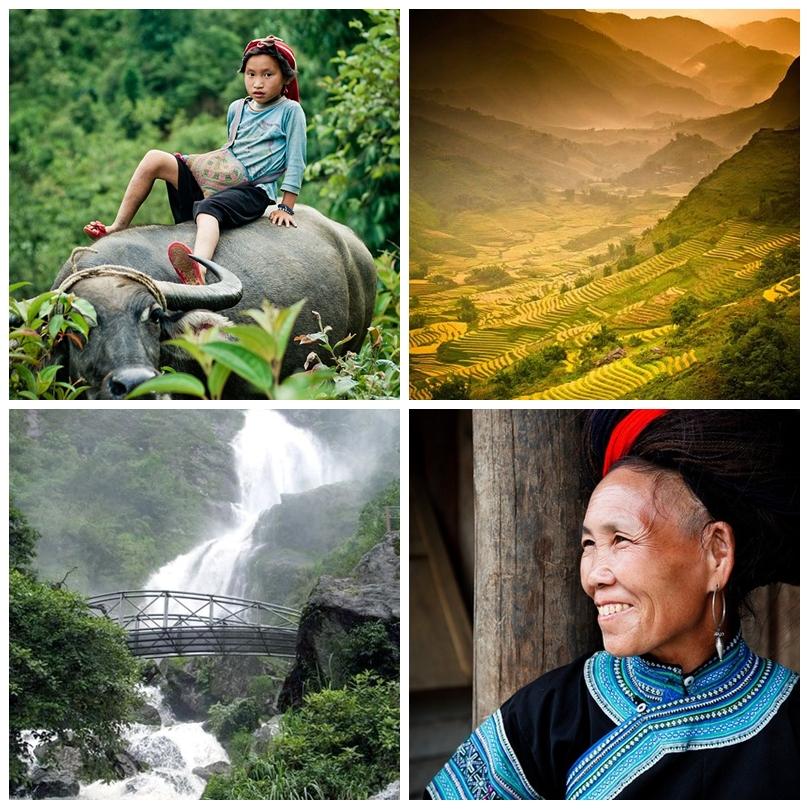 путешествие во Вьетнам, Сапа - travel to Vietnam Sapa